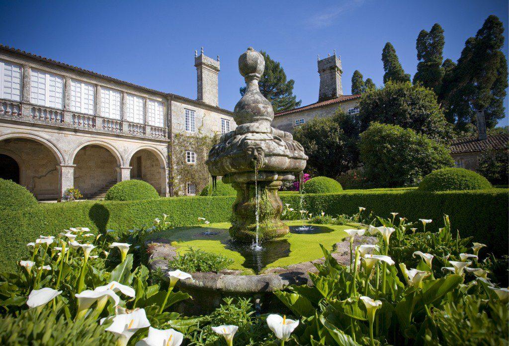 alrededores de Santiago de Compostela